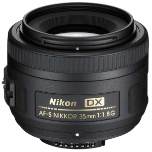 inchiriere Nikon 35mm f/1.8 G AF-S DX