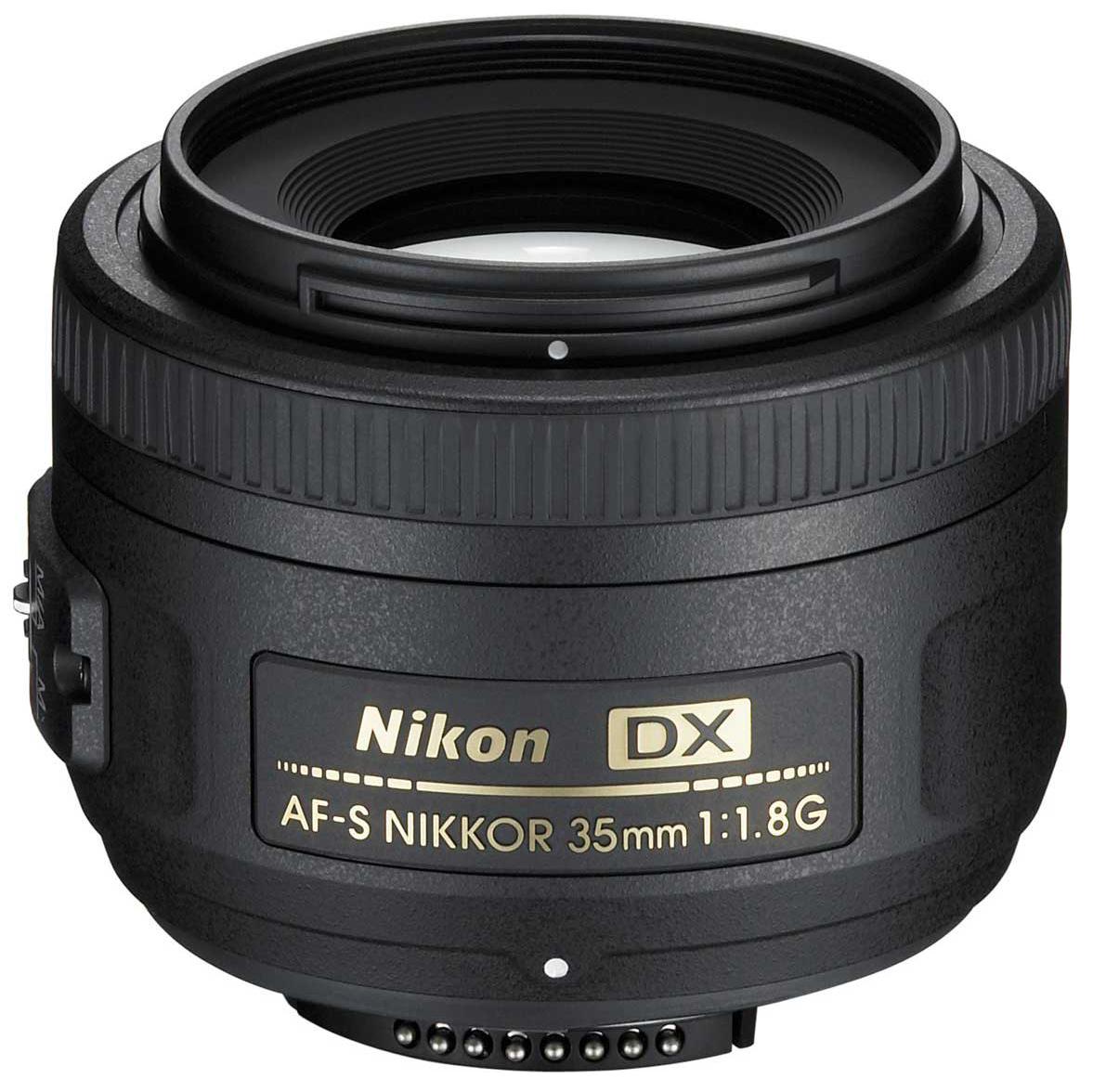 Nikon 35mm f/1.8 G AF-S DX – 30 RON