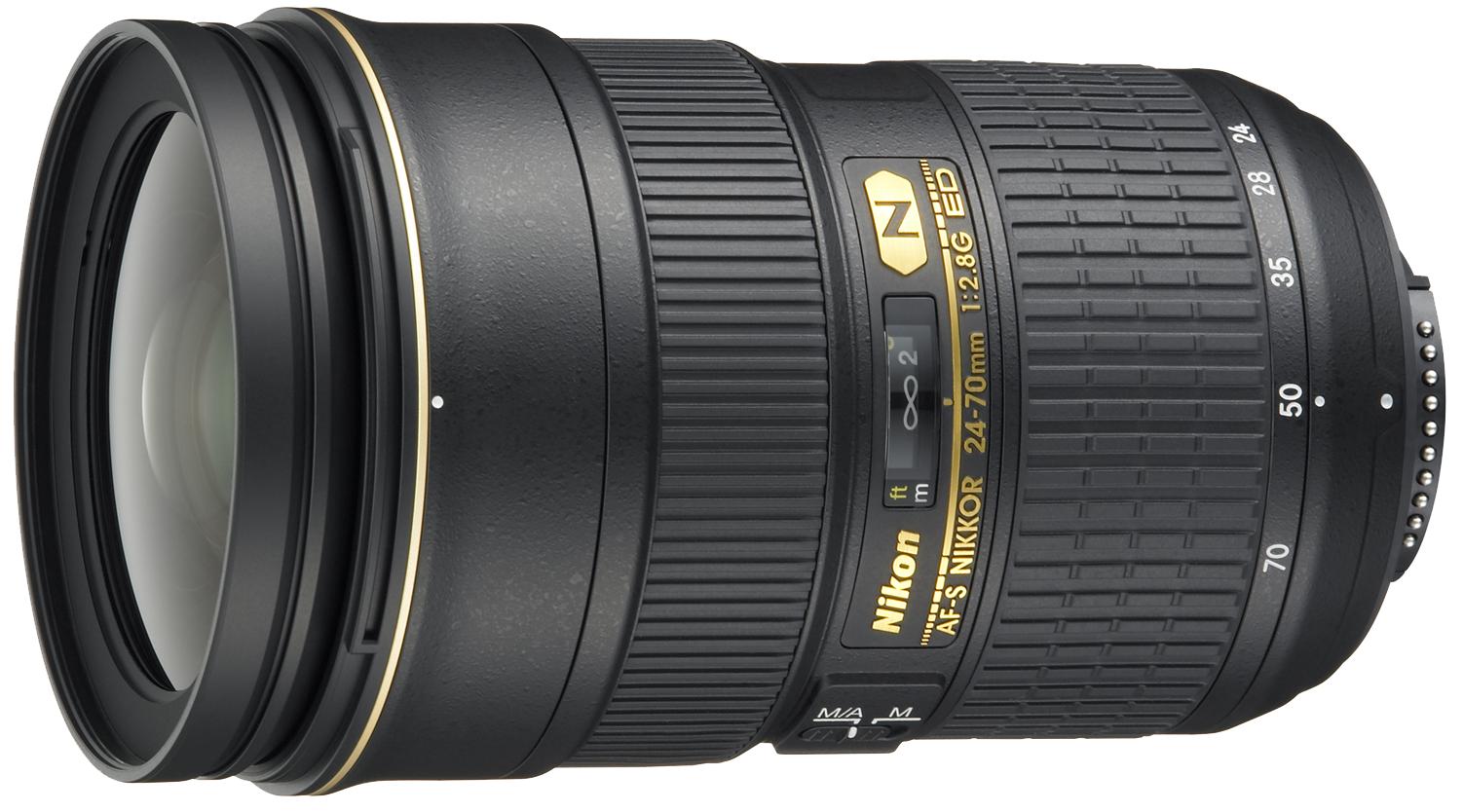 Nikon AF-S 24-70mm f/2.8G ED N – 80 RON