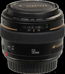 inchiriere Canon EF 50MM F1.4 USM