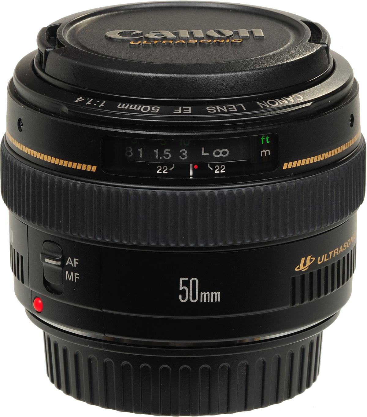 Canon EF 50MM F1.4 USM – 40 RON
