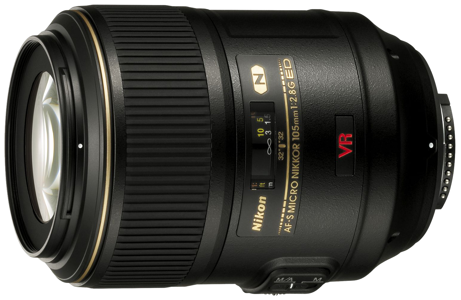 Nikon 105mm f/2.8G AF-S VR Micro IF-ED – 60 RON