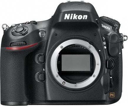 Nikon D800E body – 150 RON