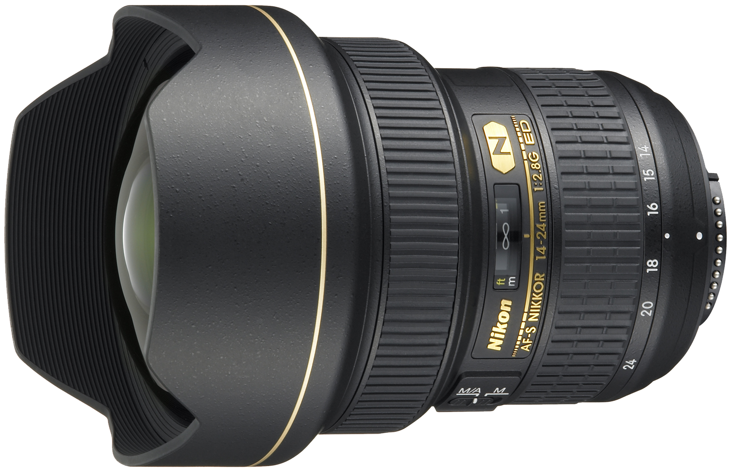 Nikon AF-S 14-24mm f/2.8G ED N(Nano Crystal) – 80 RON