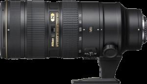 Nikon AF-s 70-200mm f/2.8D G ED-IF VR II
