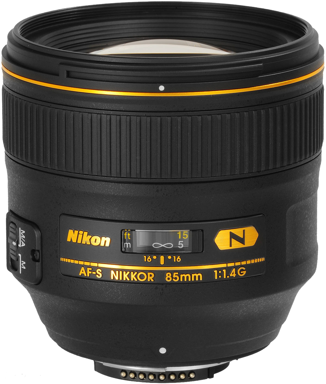 Nikon 85mm f/1.4G AF-S – 70 RON