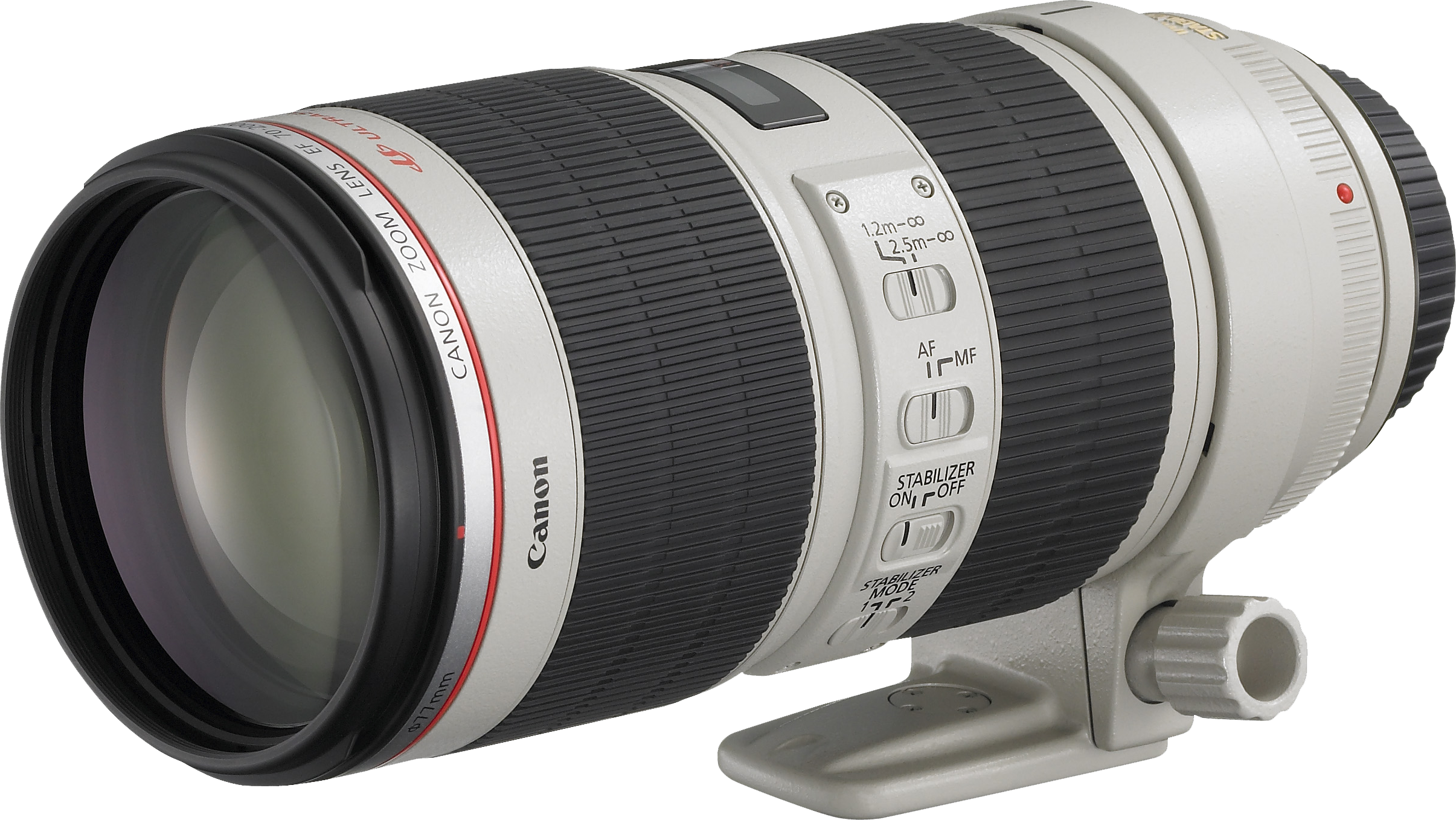 Canon EF 70-200mm f/2.8L IS II USM – 90 RON