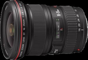 Canon 16-35 f/2.8 L II