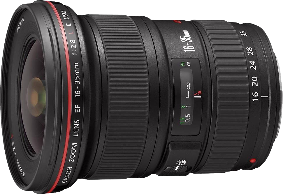 Canon 16-35mm f/2.8L II USM – 70 RON