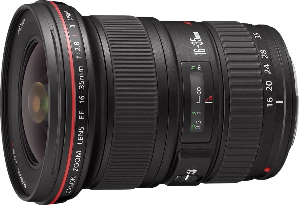 Canon 16-35mm f/2.8L II USM – 80 RON
