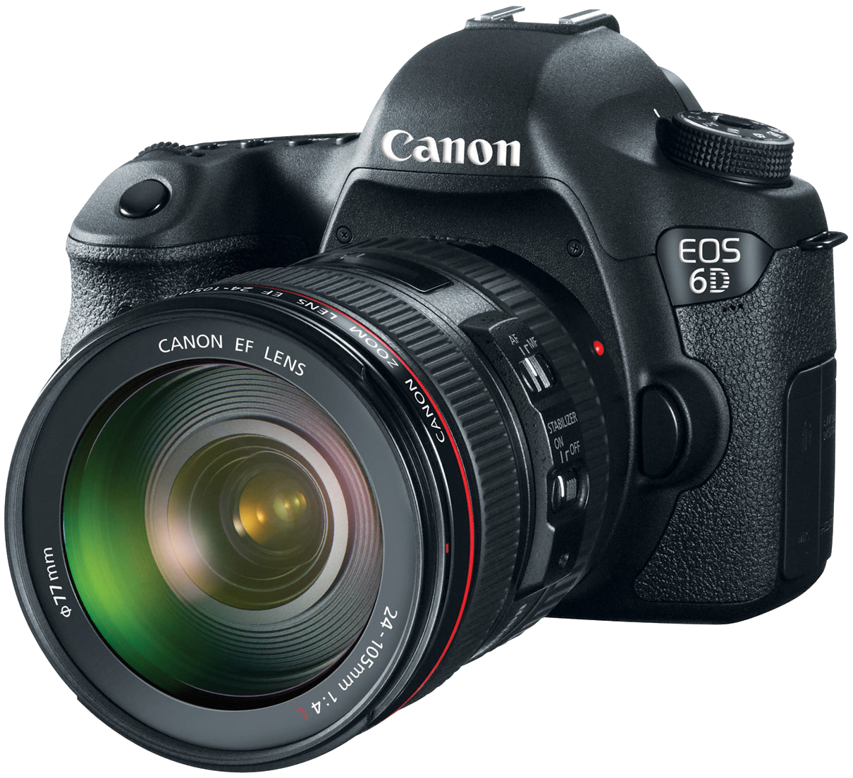 Canon EOS 6D body – 150 RON