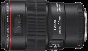 Canon 100mm f/2.8L USM Macro