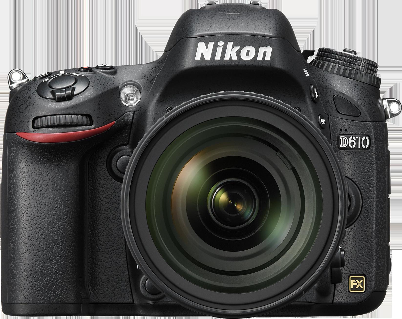Nikon D610 body – 120 RON