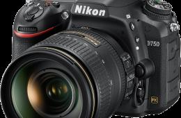 Nikon D750 body – 150 RON